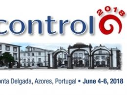 13th APCA International Conference on Control and Soft Computing (CONTROLO 2018)